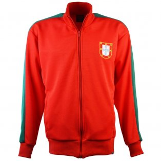Portugal Retro Anthem Track Top