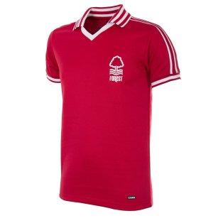Nottingham Forest 1976-1977 Retro Football Shirt