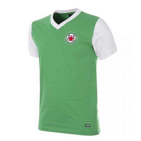 Red Star F.C. 1970's Retro Football Shirt