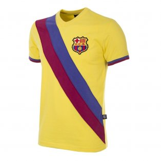 FC Barcelona Away 1978 - 79 Retro Football Shirt