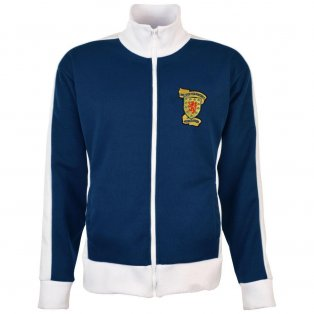 Scotland 1990 World Cup Track Top