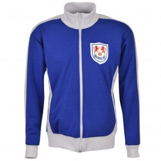 Millwall FC Retro Track Top