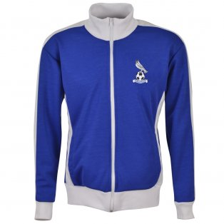 Oldham Athletic Track Top - Royal/White