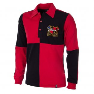 Sheffield FC 1950's Retro Football Shirt