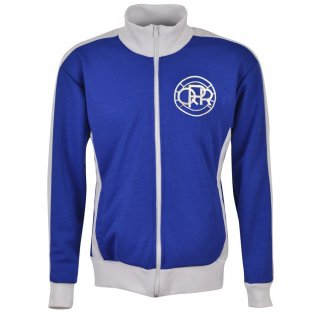 Queens Park Rangers Track Top - Royal/White
