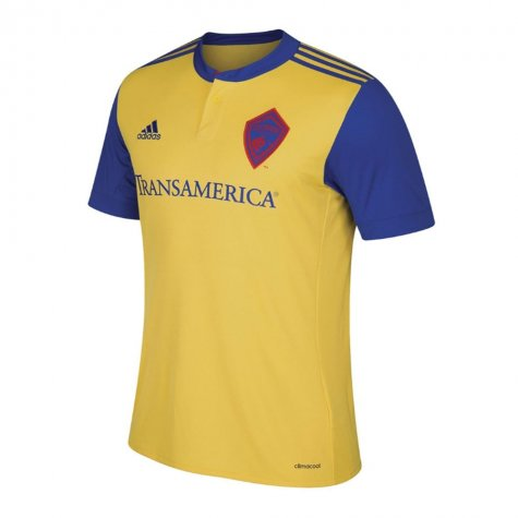 2018 Colorado Rapids Adidas Away Football Shirt - Kids