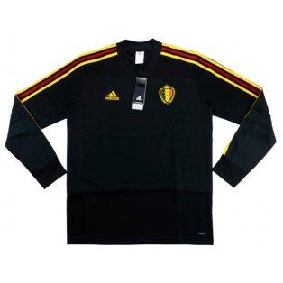 2018-19 Belgium Adidas Training Top