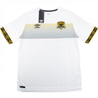 2018-2019 Black Leopards Umbro Away Football Shirt