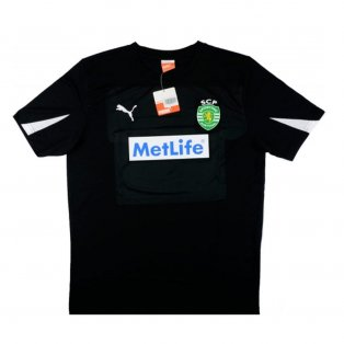 2012-13 Sporting Lisbon Puma Away Football Shirt