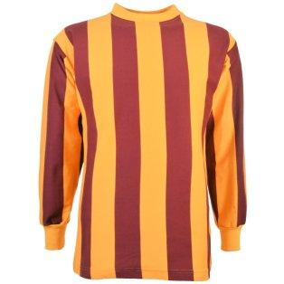 Bradford City 1960s Kids Retro Football Shirt
