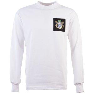 Bury 1960s Kids Retro Football Shirt