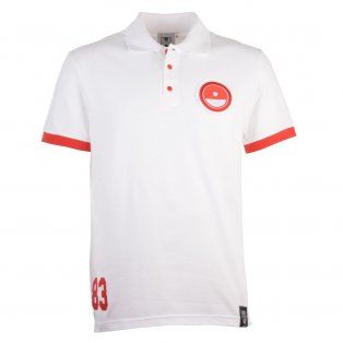 Aberdeen No 83 White Polo Shirt