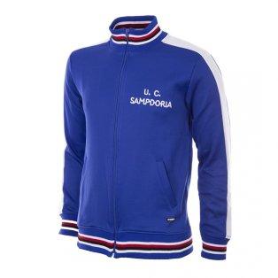 U. C. Sampdoria 1979 - 80 Retro Football Jacket