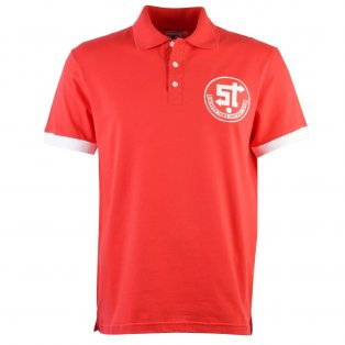 Swindon Town Red Polo Shirt