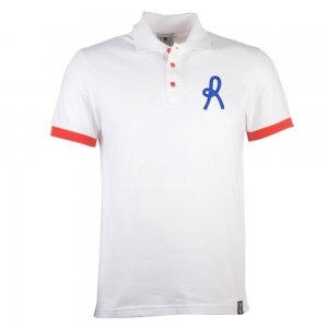 Vicenza White Polo Shirt