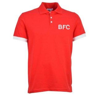 Barnsley Red/White Polo