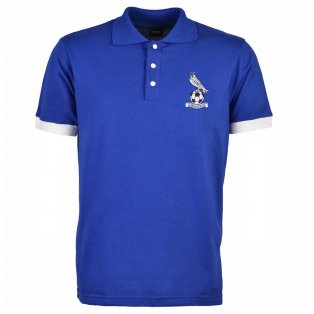 Oldham Athletic Royal/White Polo