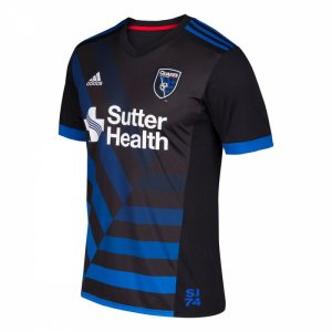 2018 San Jose Earthquakes Adidas Home Football Shirt - Kids