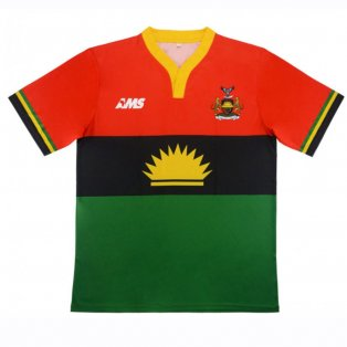 2018 Biafra Prototype Home Shirt