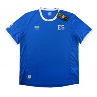 2017-18 El Salvador Home Shirt