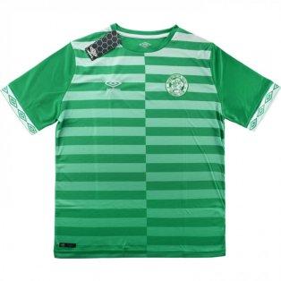 2018-2019 Bloemfontein Celtic Umbro Home Football Shirt