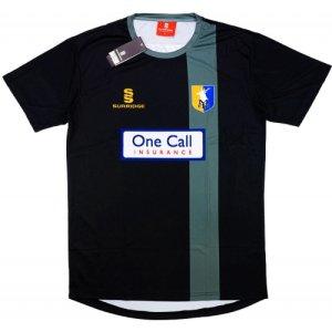 2015-16 Mansfield Town Away Football Shirt