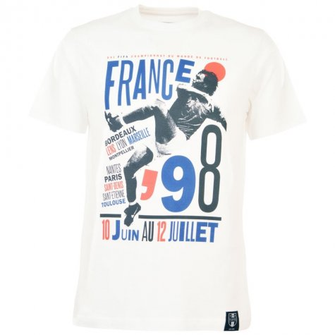 Pennarello: World Cup - France 1998 T-Shirt - White