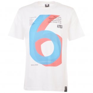 Pennarello: World Cup - England 1966 T-Shirt - White