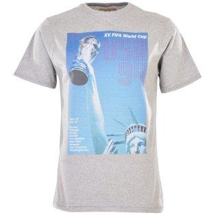 Pennarello: World Cup - USA 1994 T-Shirt - Grey