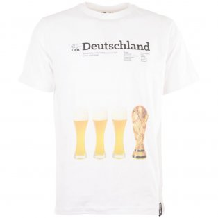 Pennarello: World Cup - Deutschland 06 T-Shirt - White