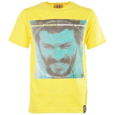 Pennarello: LPFC - Socrates T-Shirt - Yellow