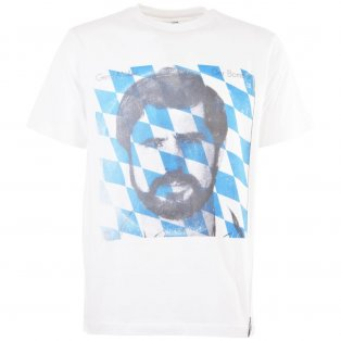 Pennarello: LPFC - Gerd Muller T-Shirt - White