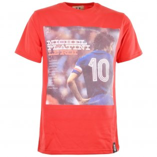 Pennarello: LPFC - Platini T-Shirt - Red