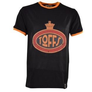 TOFFS Belgique T-Shirt - Black/Amber