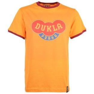 Dukla Prague 12th Man - Amber/Maroon Ringer