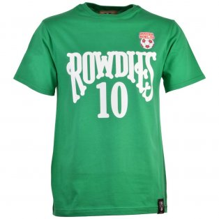 Tampa Bay Rowdies 12th Man - Green T-Shirt