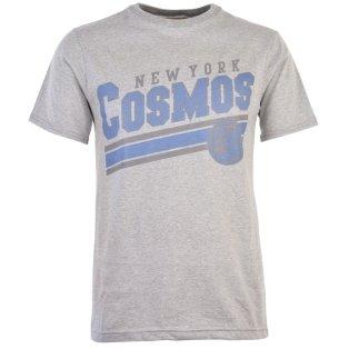 New York Cosmos Vintage Tee - Grey