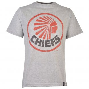 Atlanta Chiefs T-Shirt - Grey