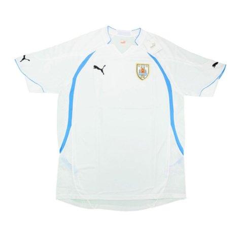 9d20c7b6be8 2010-11 Uruguay Puma Authentic Home Football Shirt - Uksoccershop