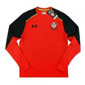 2016-17 Southampton Under Armour Midlayer Training Top (Red)