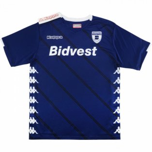2018-2019 Bidvest Wits Kappa Away Football Shirt