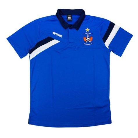 2015-16 Kilmarnock Training Polo Shirt (Blue)