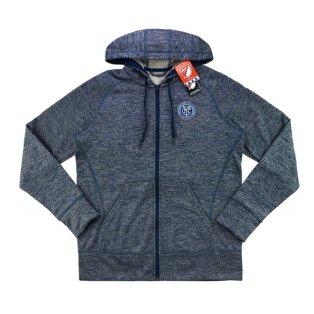 2015-16 New York City Women Hooded Track Jacket (Grey)