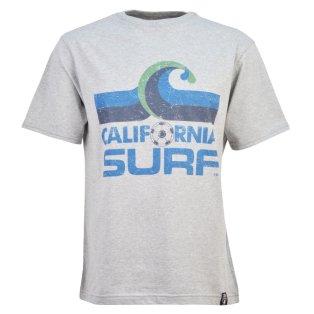 California Surf T-Shirt - Grey