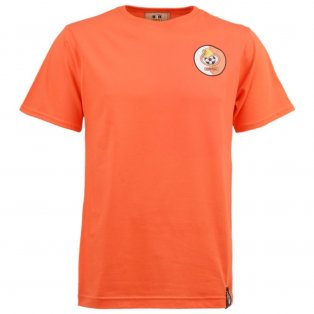 Cobresal 12th Man- Orange T-Shirt