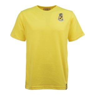 Avenir Beggen 12th Man - Yellow T-Shirt