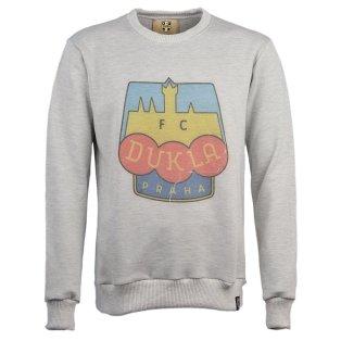 FC Dukla Prague 12th Man - Light Grey Sweatshirt