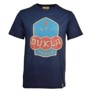 Dukla Prague 12th Man - Navy T-Shirt