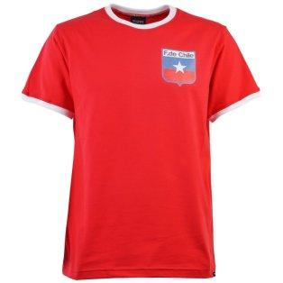 Chile 12th Man - Red/White Ringer