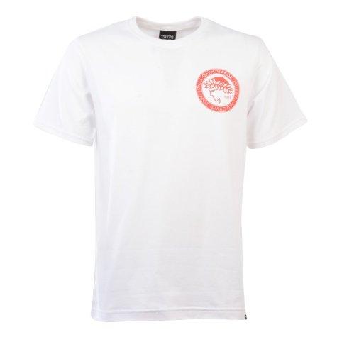 Olympiacos 12th Man - White T-Shirt